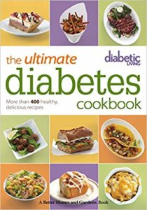 Book cover for Diabetic Living The Ultimate Diabetes Cookbook by Diabetic Living Editors