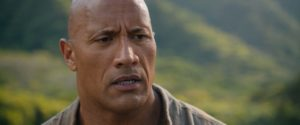 Dwayne Johnson as Dr. Smolder Bravestone