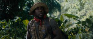 "Kevin Hart as Franklin ""Mouse"" Finbar"