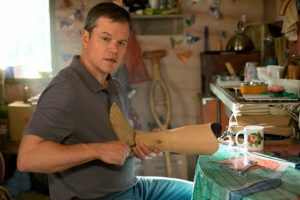 Matt Damon as Paul Safranek