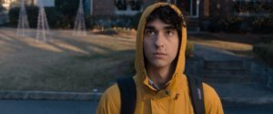Alex Wolff as Spencer Gilpin