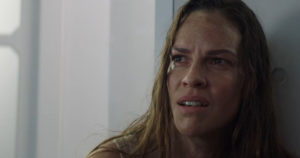 Hilary Swank as Woman