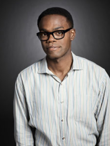 William Jackson Harper as Chidi