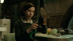 Sally Hawkins as Elisa Eposito