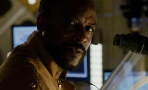 Ariyon Bakare as Dr. Hugh Derry