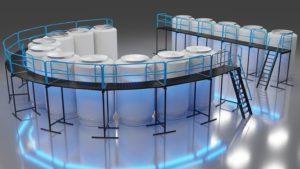 cryogenic pods