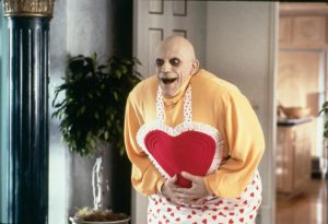 Christopher Lloyd as Uncle Fester