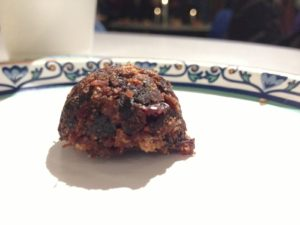 A ball of pemmican