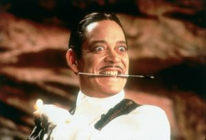 Raul Julia as Gomez Addams