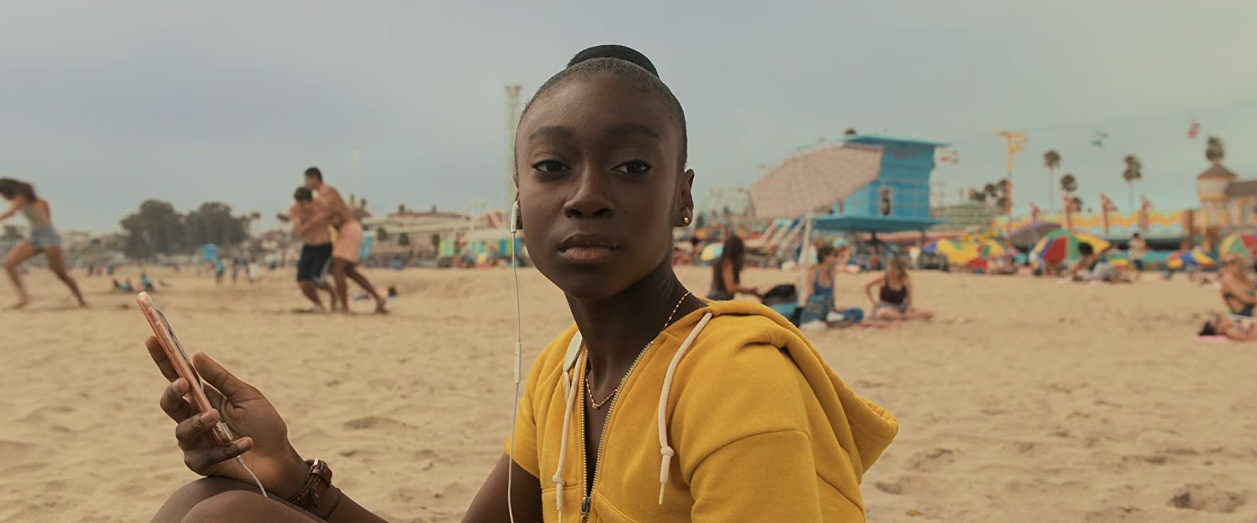 Shahadi Wright Joseph as Zora Wilson
