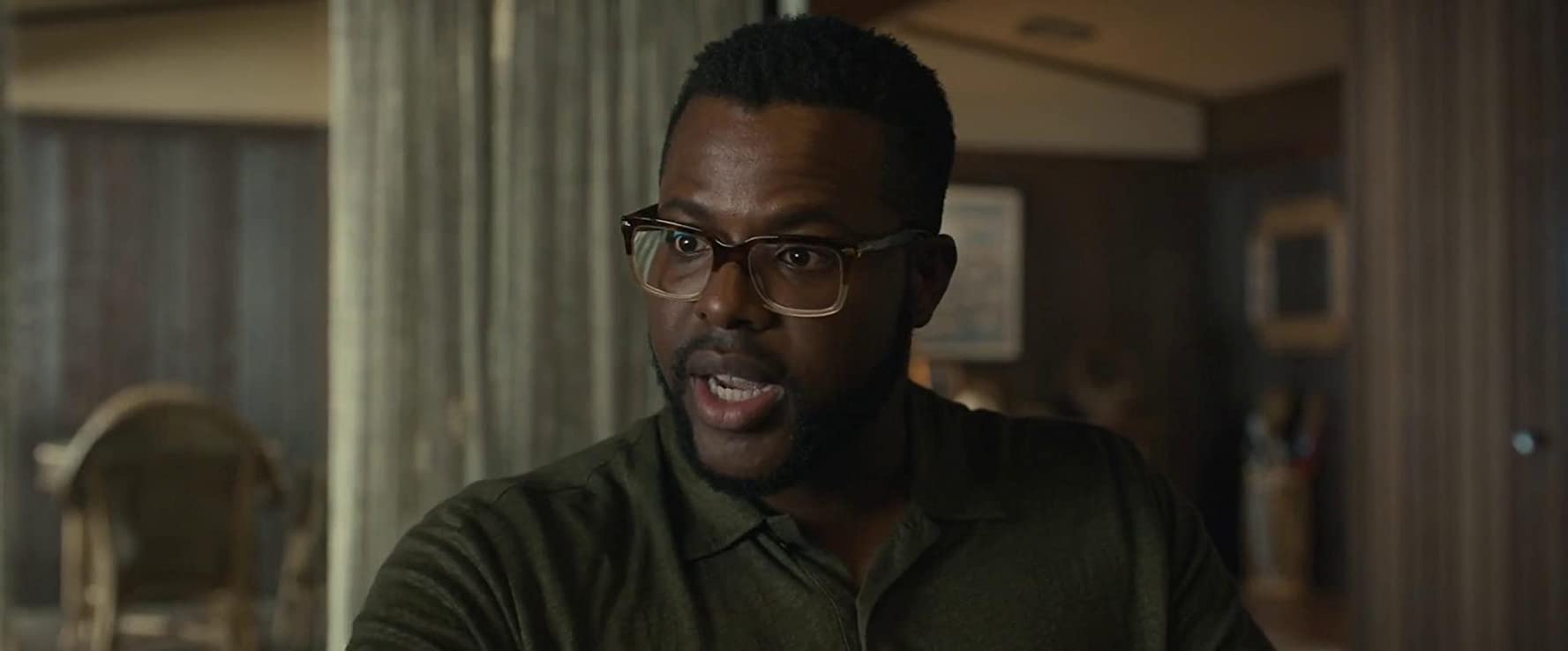 "Winston Duke as Gabriel ""Gabe"" Wilson"