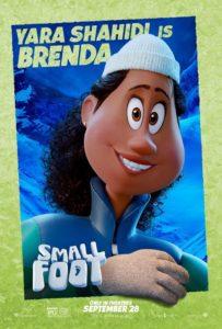 Yara Shahidi as Brenda